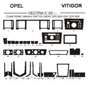 Opel VECTRA C 03' - ... Карбон, карбон+, алюминий фото