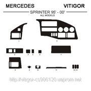 Mercedes SPRINTER 95' - 00' ALL MODELS Карбон, карбон+, алюминий фото