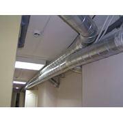 Проектирование и монтаж систем кондиционирования и вентиляции фото