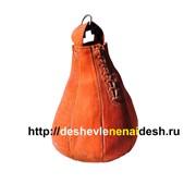 Груша боксерская из натуральной кожи 2,2мм ( ГБН22-1) 5кг 636 фото