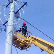 Ремонт и реконструкция линий электропередач фото