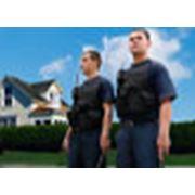 Физическая охрана людей. фото