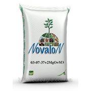 Водорастворимое комплексное удобрение Новалон (Novalon) 03-07-37+2MgO+МE фото