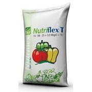 Удобрение Нутрифлекс-Т 15-08-25+3,5MgO+2,1S+МЭ для томата, перца, картофеля, баклажана фото