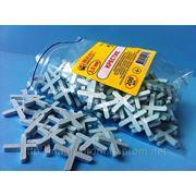 Крестики 3,5 мм для кафеля и плитки - ISO 9001, УКРСЕПРО, БЕЛСТАНДАРТ, РОССТАНДАРТ фото