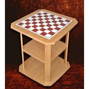 Стол шахматный офисный фото