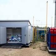 Автомобильные газонаполнительные компрессорные станции (АГНКС) фото