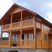 Проект дома и коттеджа от 100 кв.м. до 125 кв.м. фото