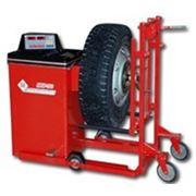Балансировочно- измерительная аппаратура. Балансировочный стенд МБК-130 балансировка колес легковых автомобилей фото