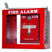 Монтаж систем пожарной безопасности фото