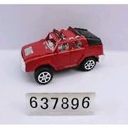 Машинка инерционая CJ-0637896-2800 фото
