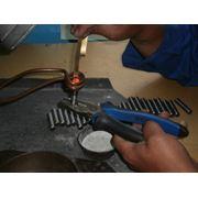 Восстановление алмазного инструмента алмазов перепайка огранка фото