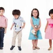 Одежда детская фото