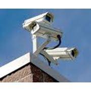 Сигнализация и видеонаблюдение фото