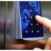 Монтаж домофонов систем контроля доступа фото