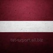 Экспорт в Латвию фото