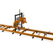 Ленточная пилорама Wood-Mizer LT10 фото