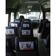 Реклама на транспорте, реклама в маршрутных такси Севастополь фото