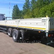 Полуприцеп МАЗ-975800-2010 подвеска пневматическая фото