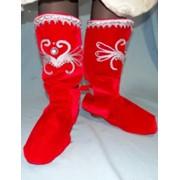 Сапоги Деда Мороза 2 фото