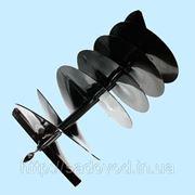 Шнек для мотобура EFCO d 50х100 см с двумя заходами резьбы фото