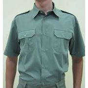 Рубашки форменные фото