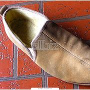 Обувь мужская Обувь домашняя мужская тапочки фото