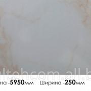 Вагонка 7мм 2518 Beije-Мрамор фото