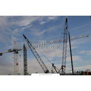 Монтаж наладка строительного оборудования Наладка монтаж модернизация электрооборудования кранов фото