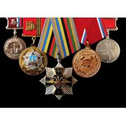 Производство медалей на заказ. Медали на заказ. фото