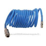 Шланг SIGMA PU спиральный 15 м (7012031 ) Дополнительные характеристики: Шланг полиуретановый предназначен для подвода к приборам и инструментам, его