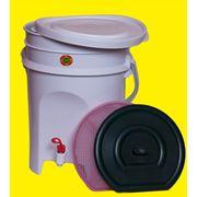 ЭМ-контейнер для ферментации отходов