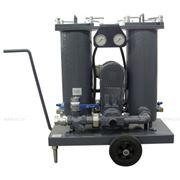 Фильтрация жидкости: Дизельное топливо Скорость потока До 100 л/мин Степень очистки микрон: 5 Водоотделение: нет Соединение дюйм: Сепаратор 66150 GESPASA для очистки бензина керосинадизельного топлива фото