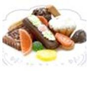 Вафли печенья конфеты от 38 руб. за кг. оптом от 10 кг. фото