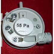 Прессостат повітря Huba Control 55 Pa 998484-01 фото