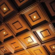 Потолок подвесной деревянный ГранДекор Боттичелли фото