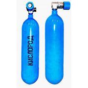 Кислород газообразный технический ГОСТ 5583-78 O2 фото