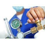 Кислород медицинский газообразный фото