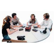 Оборудование лингафонного кабинета Sanako LAB100 фото