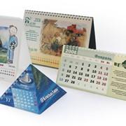 Календарь Домик фото