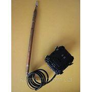 Термостат безопасности электробойлера капилярный 85грд. фото