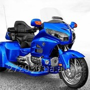 Мотоцикл Honda Goldwing Trike GL 1800/A blue фото