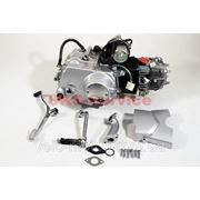Двигатель Альфа, Дельта 125сс фото
