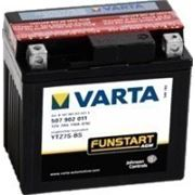 Аккумулятор Varta Funstart AGMYTZ7S-4/YTZ7S-BS 507902011 фото