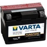 Аккумулятор Varta Funstart AGMYT4L-4/YT4L-BS 503014003 фото