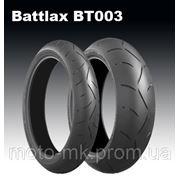 Bridgestone Battlax BT003 фото