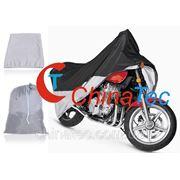 Чехол для мотоцикла водоотталкивающий фото