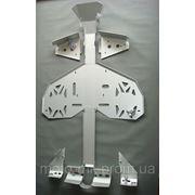 Защита днища для квадроцикла Bombardier RENEGADE 500/800 +зад 2007-2010 фото