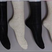 Носки женские (микрофибра + х/б) , Украина фото