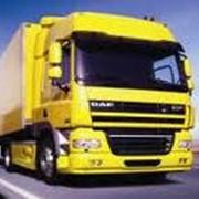 Автомобильные перевозки грузов по Украине (рефрижераторы) 11 т фото